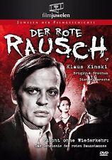 Der rote Rausch - Flucht ohne Wiederkehr - Filmjuwelen DVD - mit Klaus Kinski