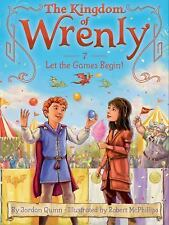 The Kingdom of Wrenly: Let the Games Begin! 7 by Jordan Quinn (2015, Paperback)