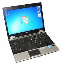 "HP EliteBook 2540p 12.1""  Core i7 640L 2.13GHz 4GB 160GB BLT DVD-RW Win 7 DE"