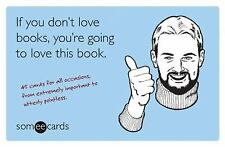 If You Don't Love Books, You're Going to Love This Book : 45 Cards for All...