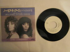 "Donna Summer And Barbra Streisand - No More Tears - Single - 7"" - 1616"