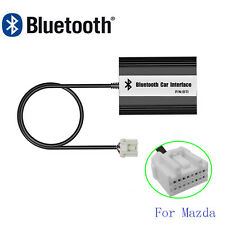 Bluetooth USB AUX Adapter For Mazda 2 3 5 6 CX7 MX5 MPV Miata Tribute RX8