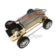 Manual four-wheel Driver Car Kit C DIY Children Puzzle IQ Gadget Hobby Robot