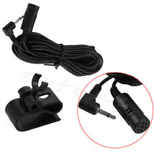 Hot 2.5mm Bluetooth External Microphone For Car Pioneer Stereos Radio Receiver