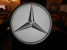 Mercedes Benz Lighted Sign