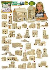 GIFT/PRESENT - VARIO MASSIVE 209 PCs (WALACHIA) - ECO - Wooden Kit for assembly