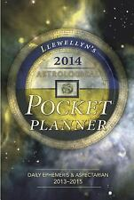 Llewellyn's 2014 Astrological Pocket Planner: Daily Ephemeris & Aspectarian 2013