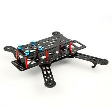 Pure Carbon Fiber Mini 250 MM PRO 4-Axis Multi Quadcopter Frame Kit