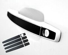Chevy Captiva Cruze / vauxhall insignia Carbon fiber Door Handle Bar sticker
