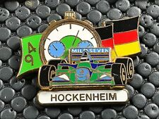 PINS PIN BADGE CAR F1 FORMULE 1 HOCKENHEIM MONTRE CHRONO 94