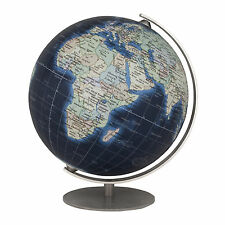 Columbus Mini Deep Blue Globe - 4.7 Inch