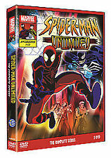 Spider Man Unlimited - The Complete Series Ep 1 - 13 (DVD, 2010, 2-Disc Set)