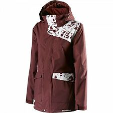 SPECIAL BLEND Women's JOY Snow Jacket - XS - MERLOT - NWT - Reg $260