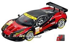 Carrera Evolution Ferrari 458 Italia GT2, AT Racing, No.56 1:32 slot car 27511