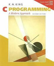 C Programming: A Modern Approach, 2nd Edition by King, K. N.