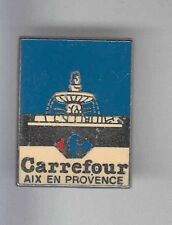 RARE PINS PIN'S .. HYPERMARCHE  CARREFOUR AIX EN PROVENCE 13 ~AS