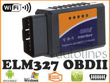 ELM327 OBDII OBD2 WiFi ANDROID Car Diagnostic Scanner Tool Engine Warning Light