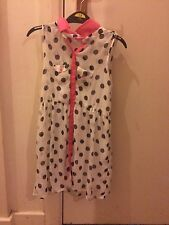 Girls Cute Dress Size 6-7 Years