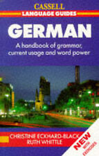 German: A Handbook of Grammar, Current Usage and Word Power (Cassell Language