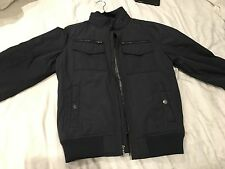 Tommy Hilfiger Jacket Navy Blue Small