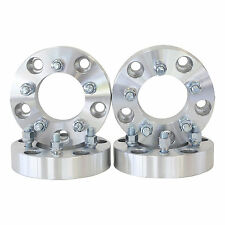 "4pc | 5X5.5 to 5x4.5 | 3"" (1.5"" per side) Wheel Adapters 