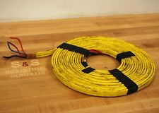 Duct-O-Wire FC-410 Flat-Flex Festoon Cable. Cable length: 44Ft. - USED