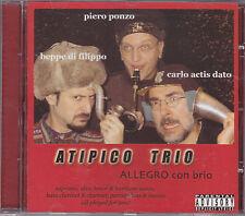 ATIPICO TRIO - allegro con brio CD