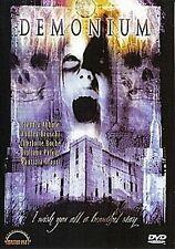Demonium ( Horror-Thriller ) mit Andrea Bruschi, Claudia Abbate, Emilia Marra