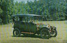 1912 Overland Model 61 Touring Car, Best in Show -- Transportation Auto Postcard