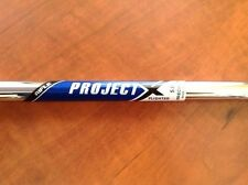 """NEW RIFLE PROJECT X 5.0 FLIGHTED IRON SHAFT, 41"""", 0.355 TAPER TIP"""