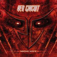 RED CIRCUIT - Trance State CD 2006 Prog Metal Vanden Plas Civilization One