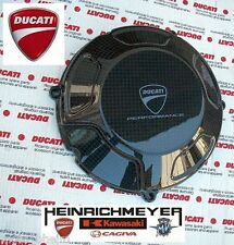 Original DUCATI Clutch Cover Carbon 1098 1198 Streetfighter closed