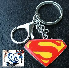 DC Comics SUPERMAN LOGO Justice League Movie Metal Key chain cosplay gift