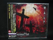W.A.S.P. Golgotha + 1 JAPAN CD New York Dolls London Stephen Pearcy Killing Mach