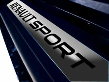 Renault Sport 2 stickers autocollant bas de portes kit seuil Clio
