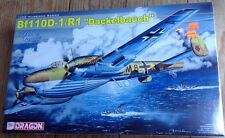 1/32 Dragon 3207 - German WWII Bf110D-1/R1 Long Range Fighter New sealed