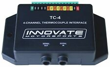 Innovate 3784 Motorsports TC-4 4 Channel Thermocouple Amp