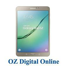 New Samsung Galaxy Tab S2 8.0 T710 Wifi 32GB Gold 8MP Tablet 1 Yr Au Wty