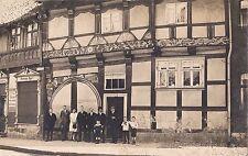 O 351 -Osterode, Schlachterei Alwin Kretschmer neben Hermann Alpert Vintage