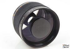 Ohnar 300mm f/5.6 Reflex Mirror telephoto prime lens T-mount Japan Superb! 39177