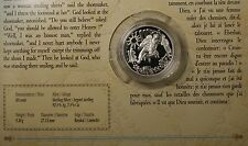 2002 Canada The Shoemaker in Heaven Sterling Silver 50c Half Dollar Proof Coin
