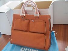 Piquadro, Ground, Tan, Womens executive briefcase, organized LARGE BD1944S20/CU