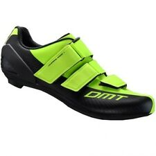 CYCLING SHOES DMT R6 color BLACK YELLOW FLUO size 43