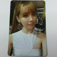 TTS 2nd HOLLER SeoHyun Official Photocard 1p K-POP TAETISEO SNSD SM Idol New B