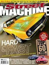 Street Machine Magazine April 2011 Top 60 Street Machines Ever!