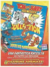 X1851 Tom and Jerry figurine animate - Pubblicità del 1994 - Vintage advertising