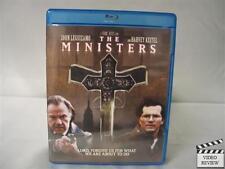 The Ministers (Blu-ray Disc, 2010) Harvey Keitel John Leguzamo