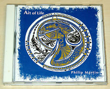 PHILIP MARTIN - ART OF LIFE - RHYTHMICAL GUITAR MUSIC - NIGHTINGALE RECORDS