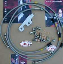 Honda VFR800 Hell Brake D-Link Kit Extra Length +60mm  (NEW)