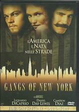 Gangs of New York (2001) s.e. 2 DVD